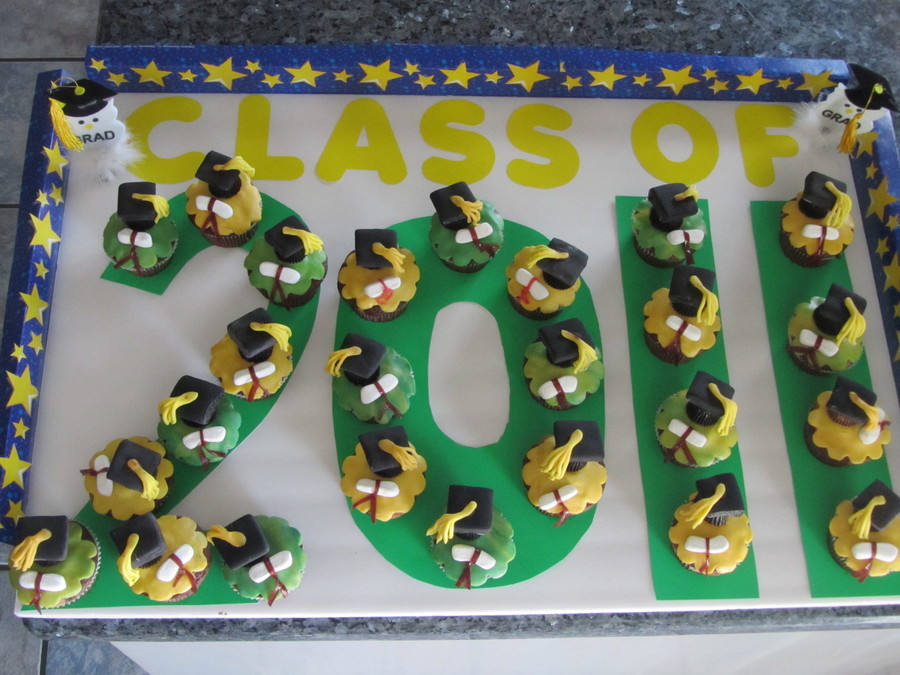 Graduation Cupcakes on Cake Central
