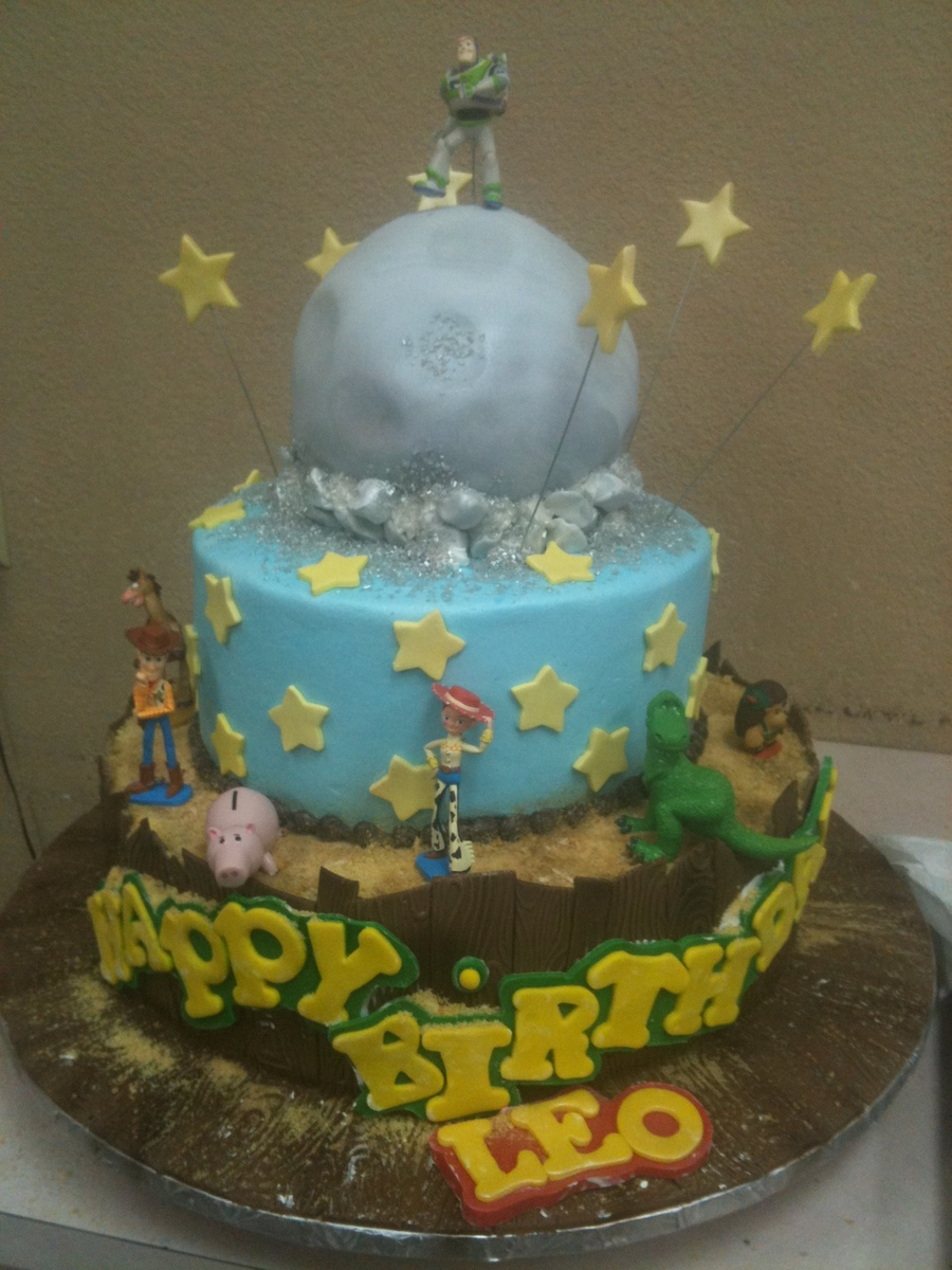 Toystory Birthday on Cake Central