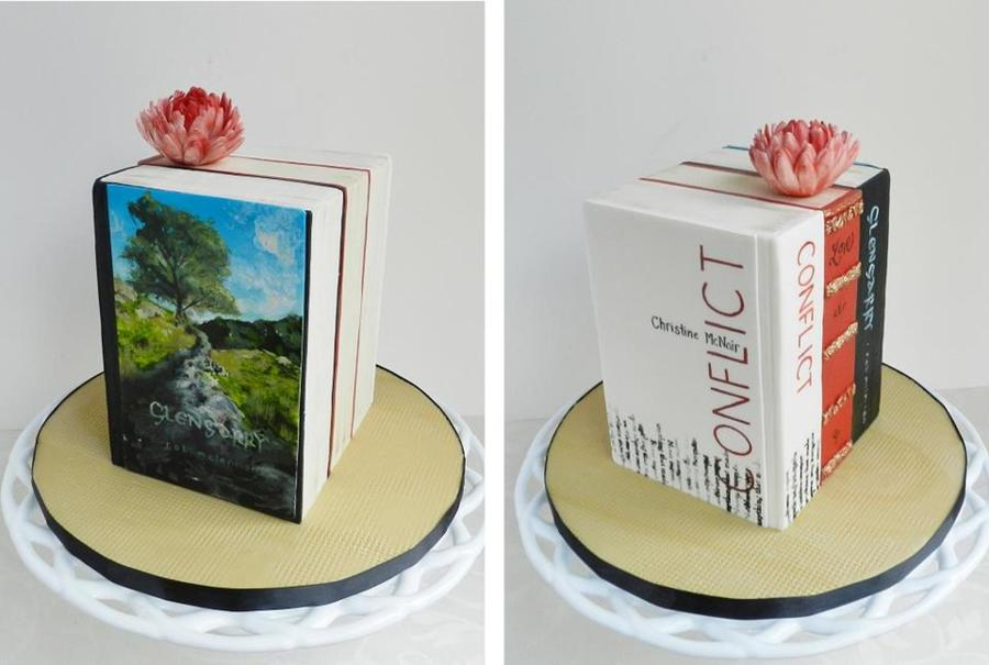 For The Love Of Books <3 on Cake Central