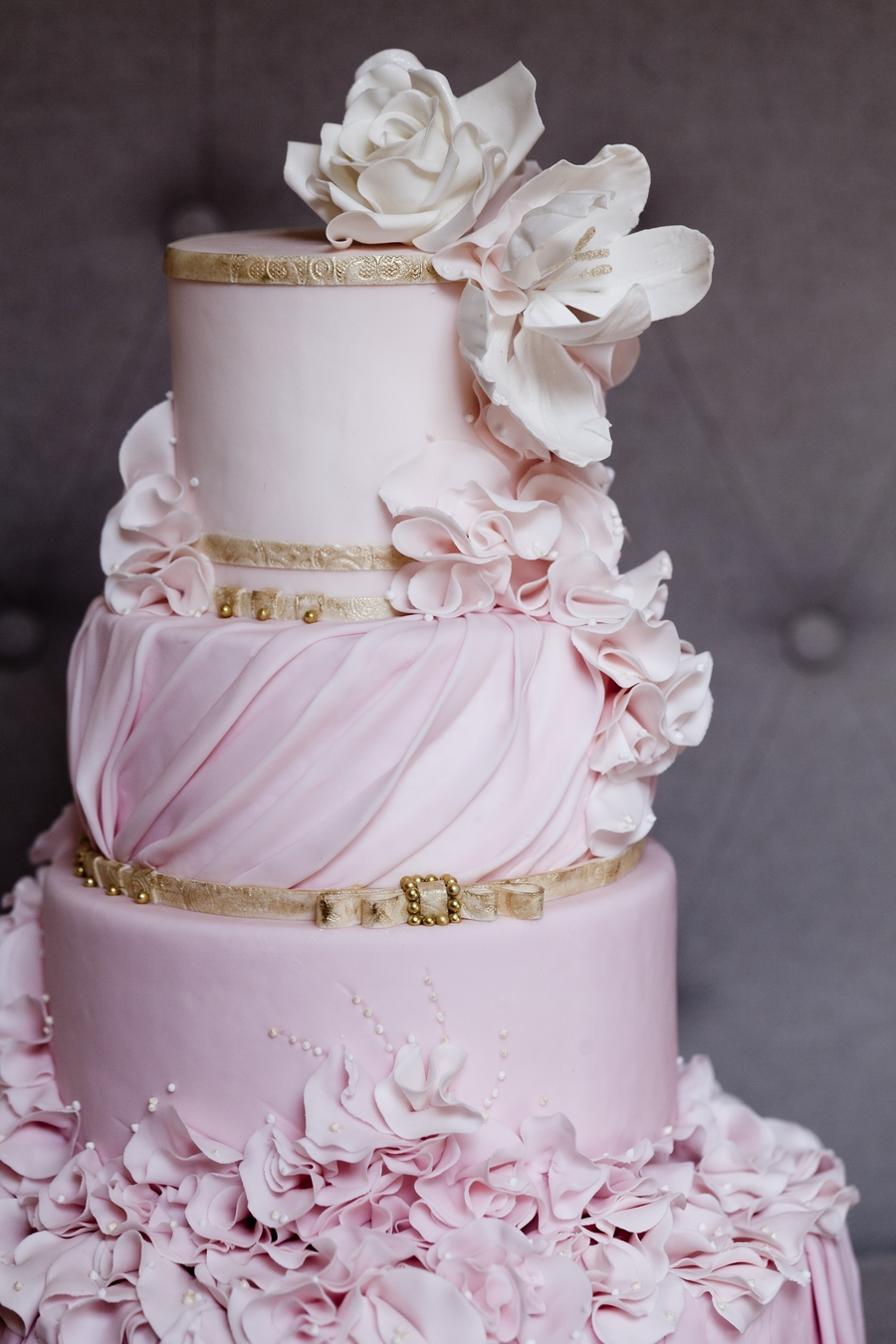 Vera Wang Inspiration on Cake Central