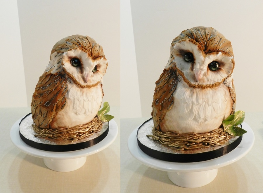 Owl Be There For You <3 on Cake Central