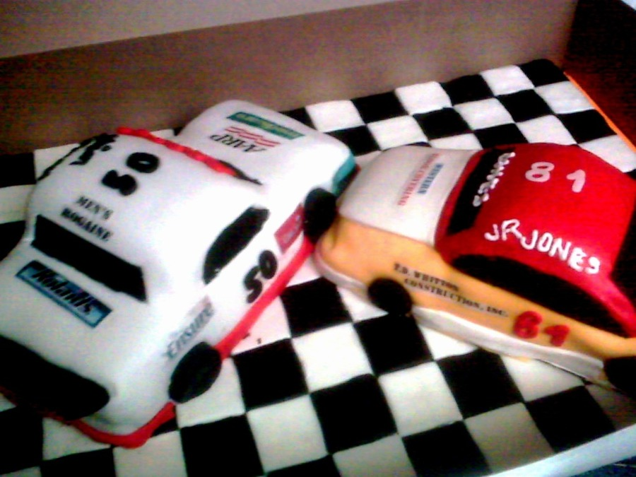 Race Car 50Th Birthday Cake on Cake Central