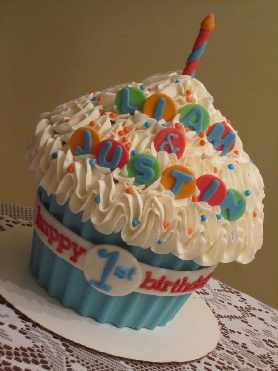 Cake Decorating Ideas For Baby Boy