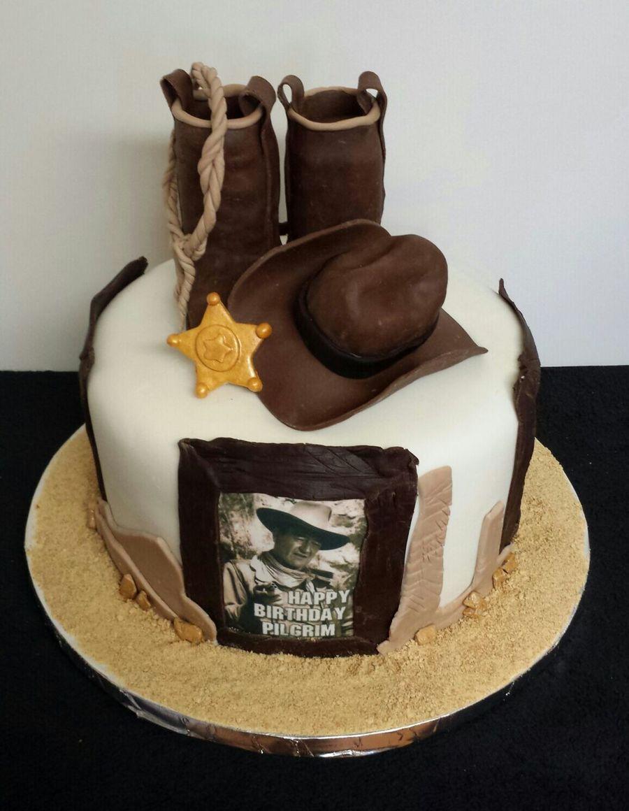 John Wayne Cake Cakecentral