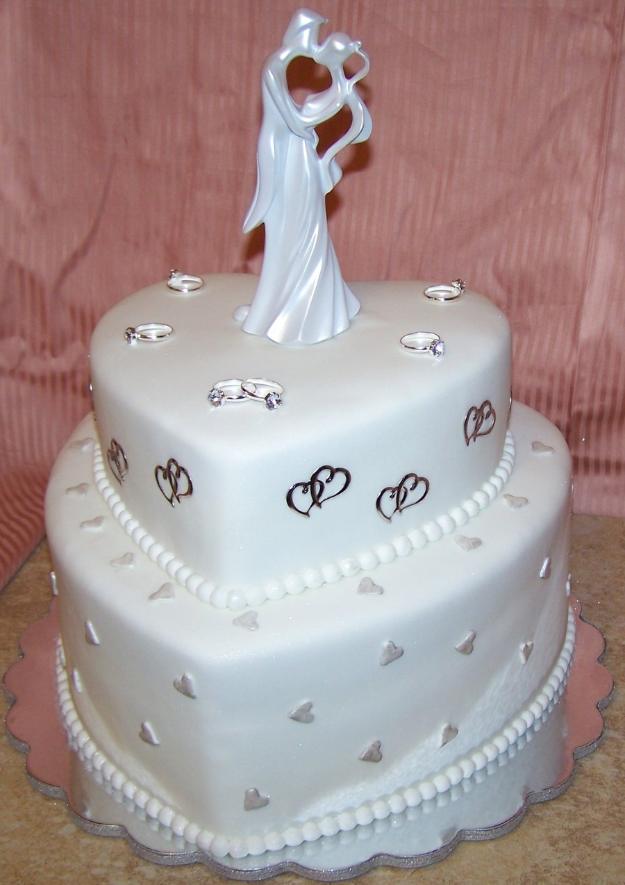 Anitra Wedding Cake2 005Jpg on Cake Central