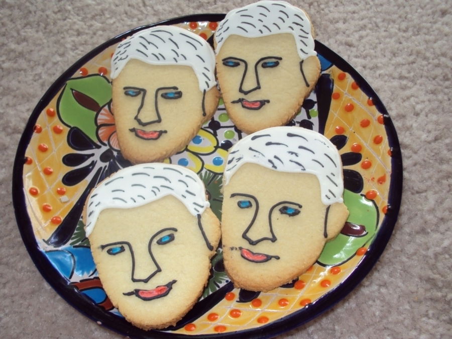 Anderson Cooper on Cake Central