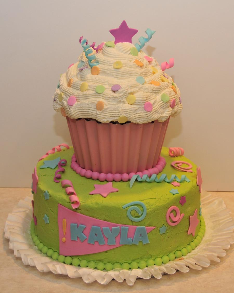 Green Birthday Cake Shopkins