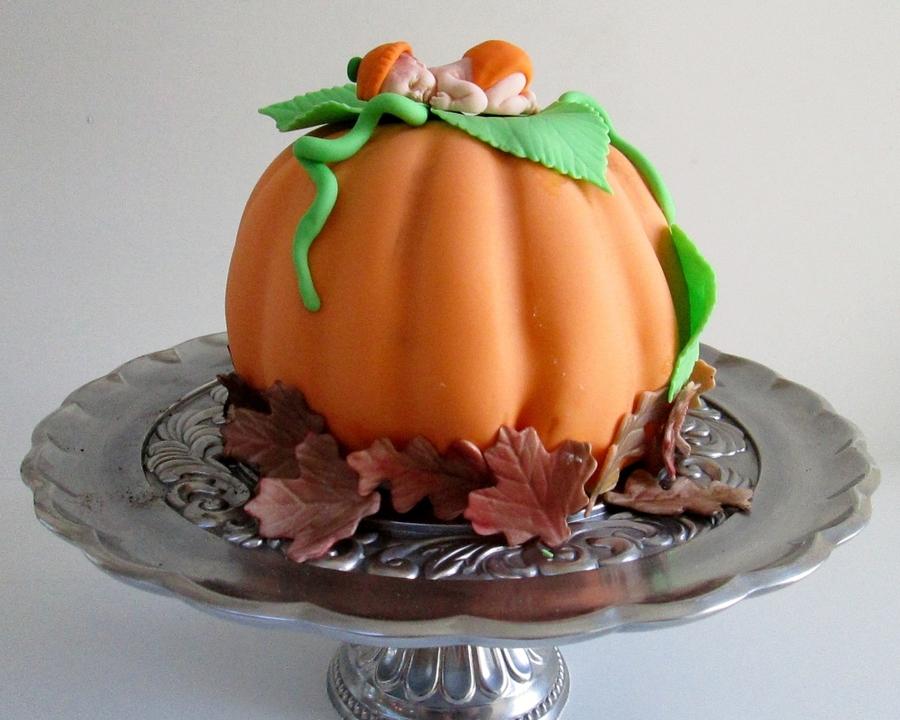 Fall Birthday Cake Decorating Ideas