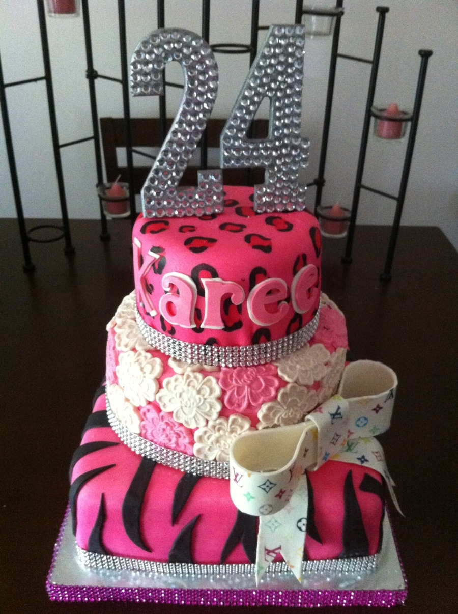 Diva Birthday Cake Photos
