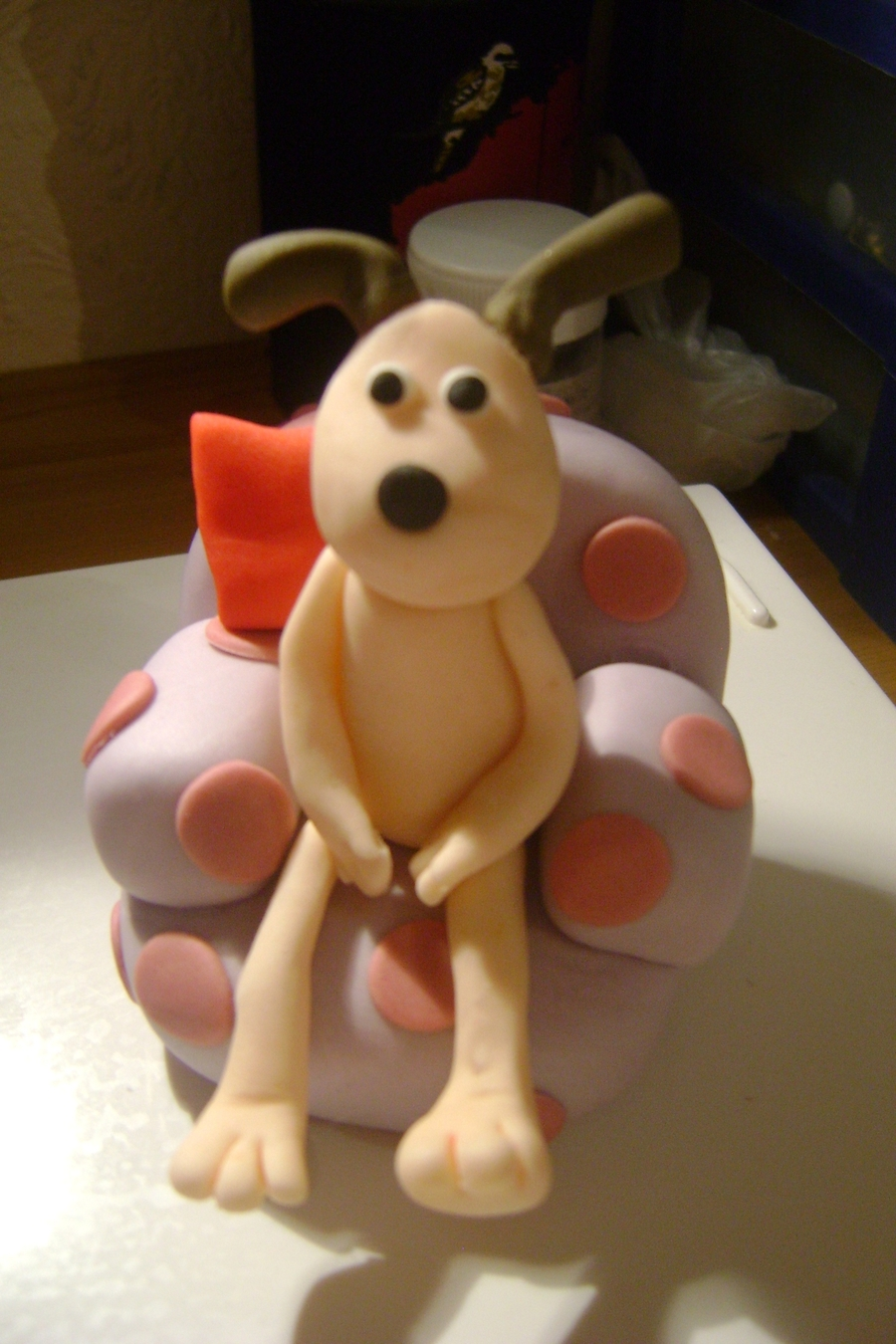 Gromit on Cake Central