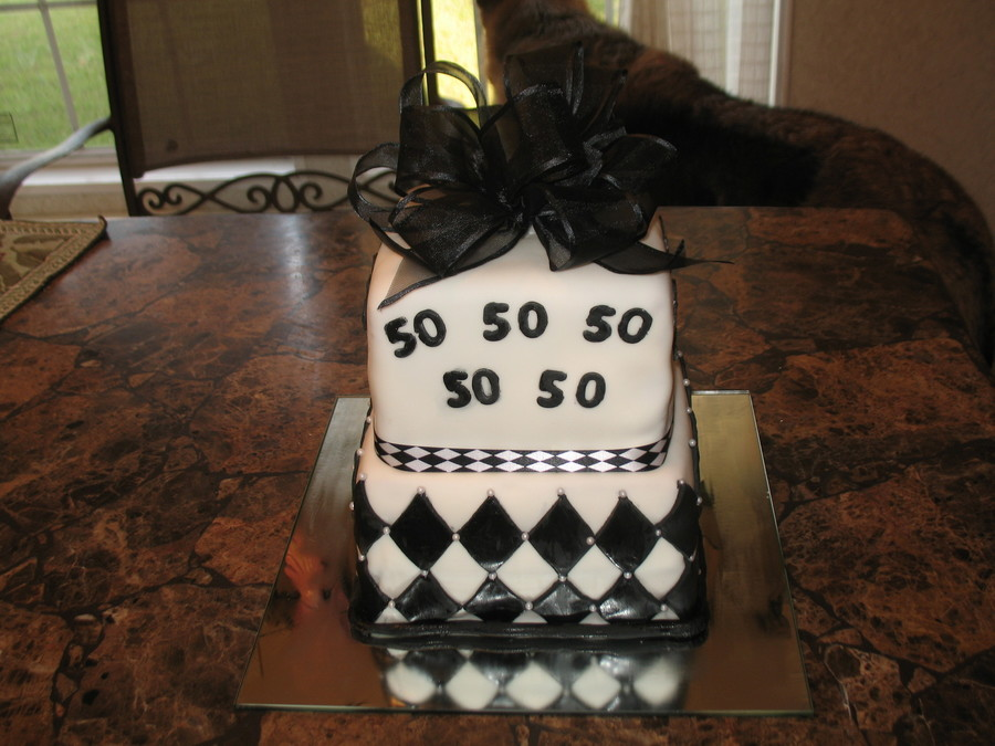 50Th Birthday on Cake Central
