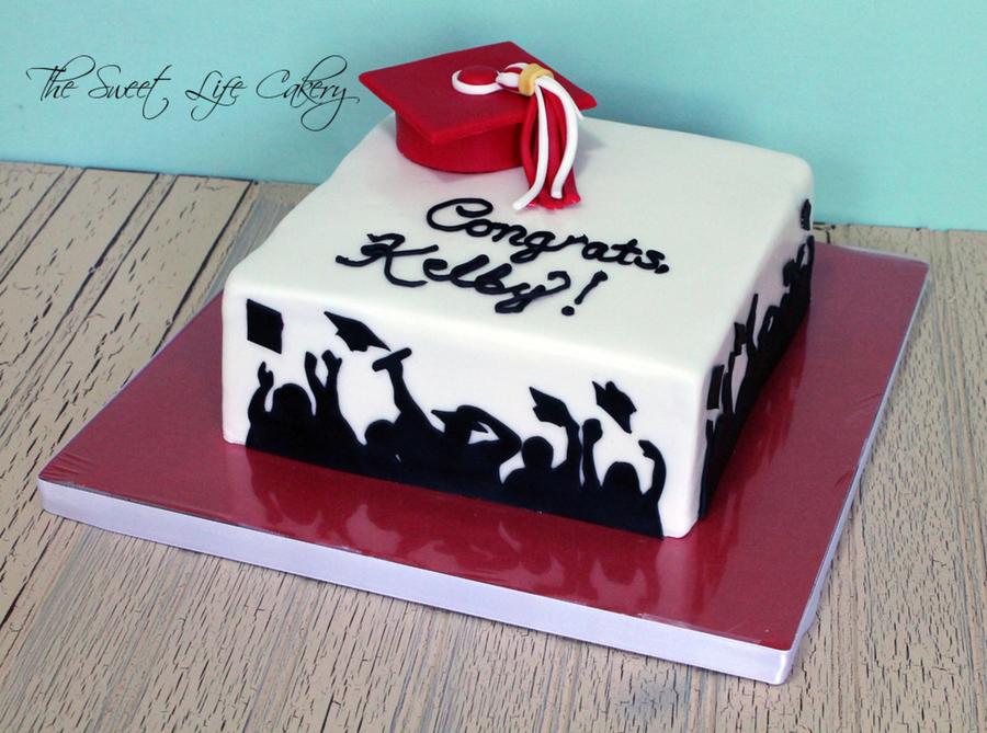 Cake Images For Graduation : Graduation Cake - CakeCentral.com