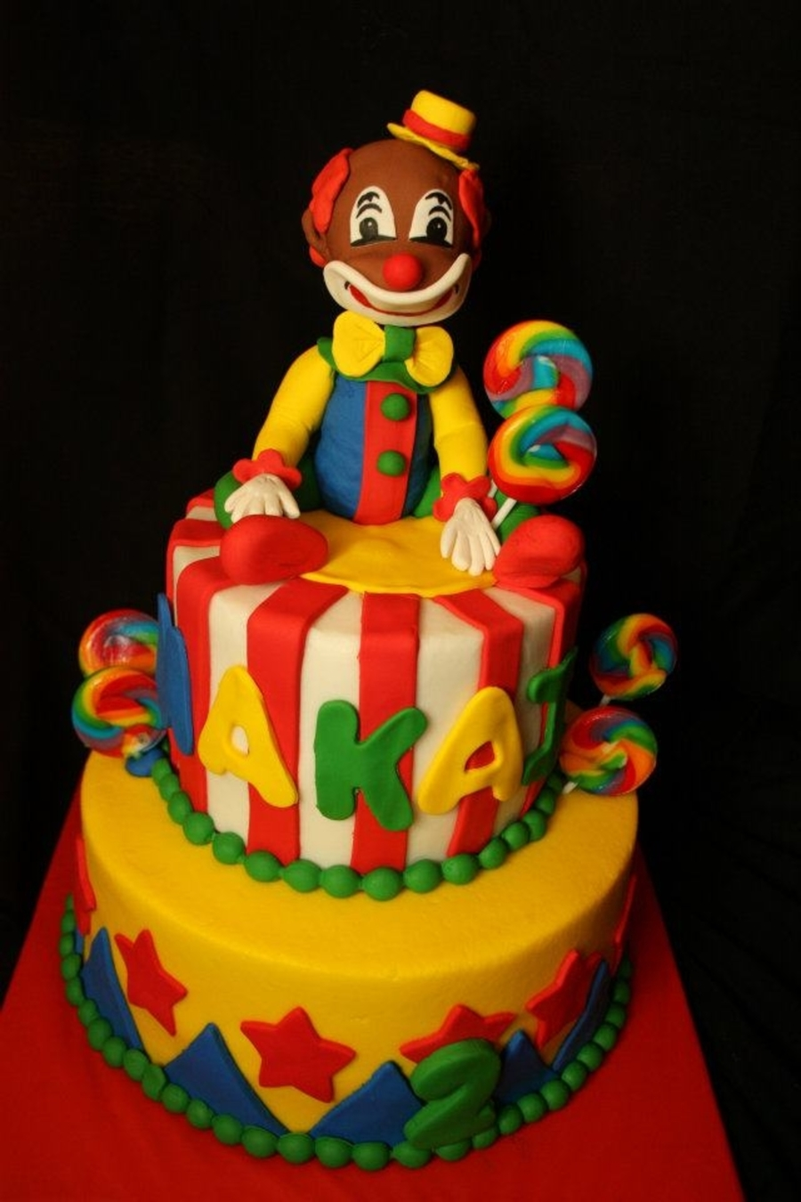 The Circus on Cake Central