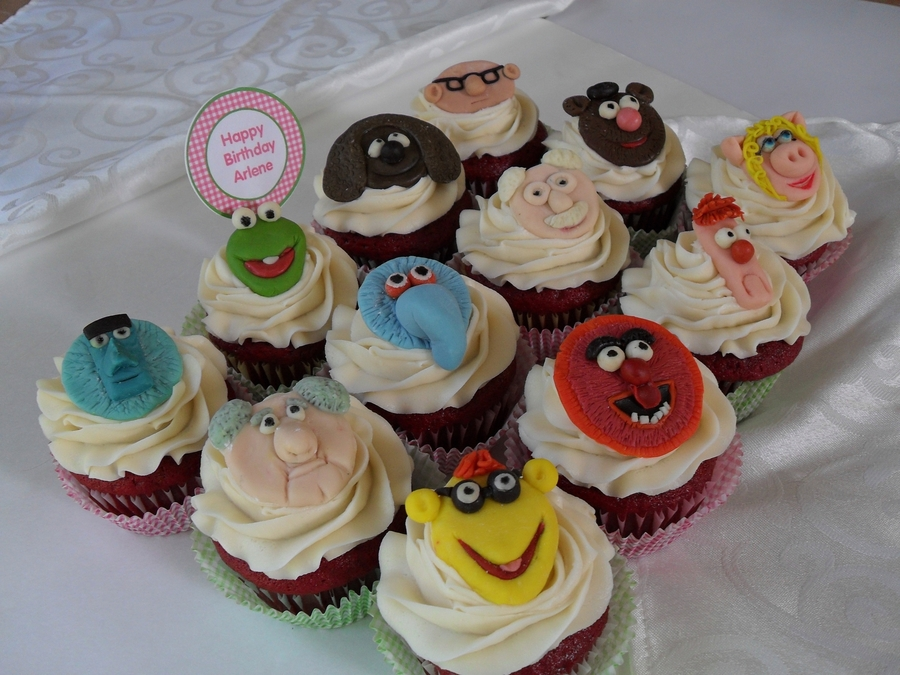 Muppets on Cake Central