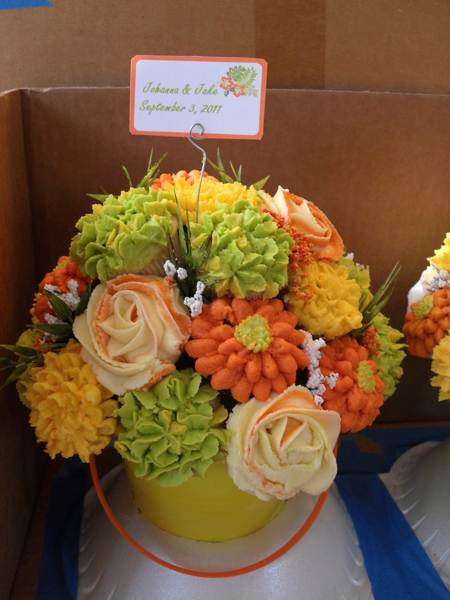 Beach Bouquet on Cake Central