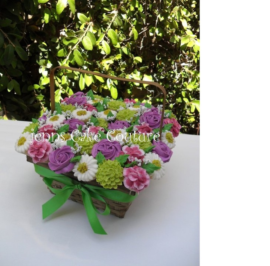 Fair Entry Bouquet on Cake Central