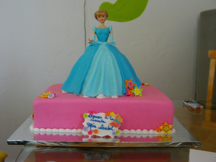 Little Princess on Cake Central
