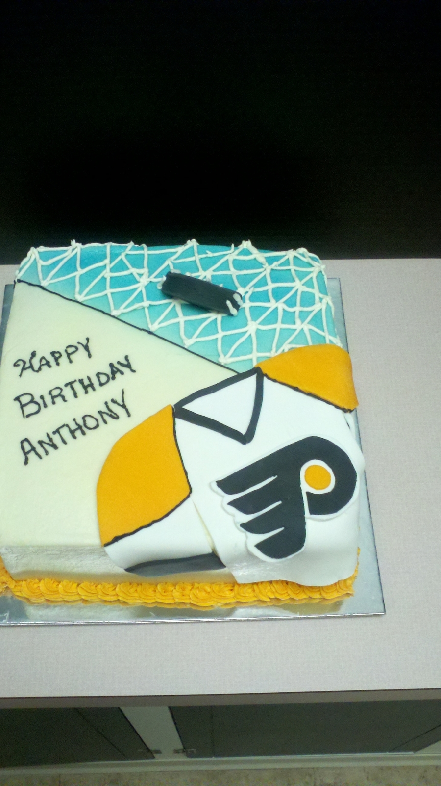 Flyers on Cake Central