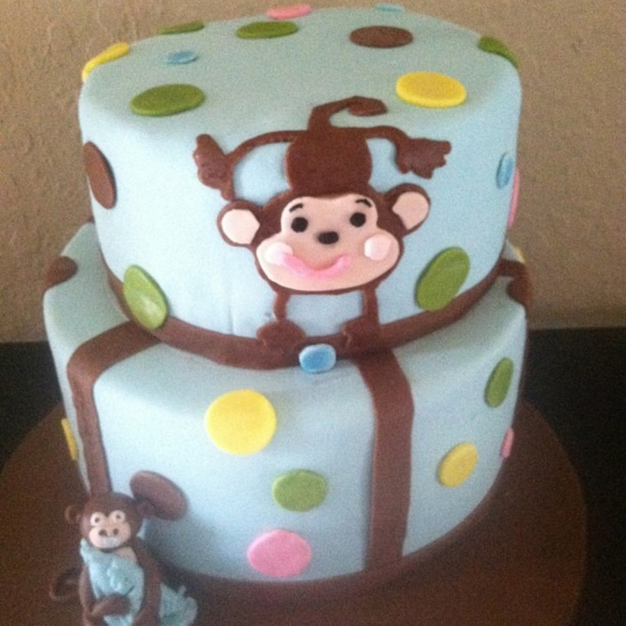 monkey theme baby shower