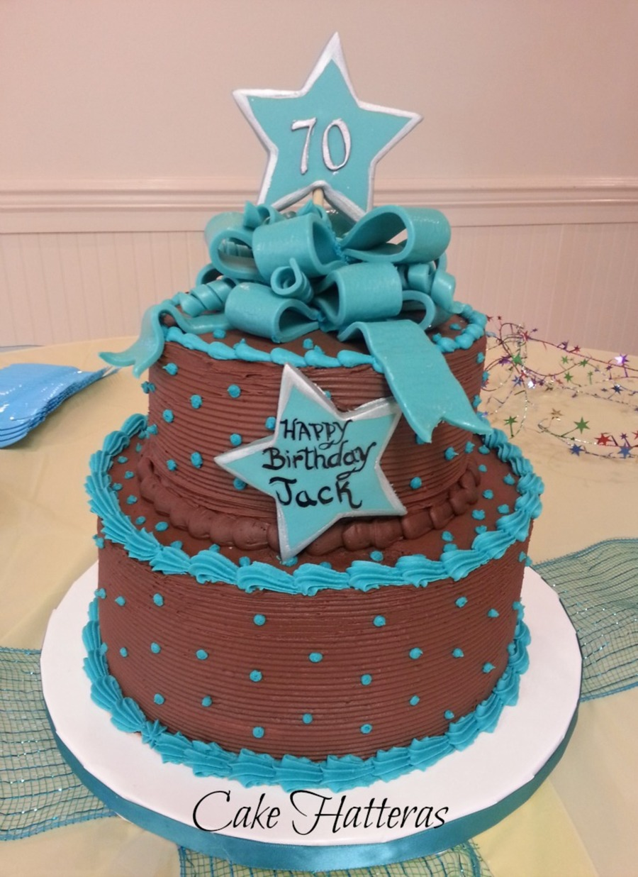 Happy 70th Birthday Cakecentral Com