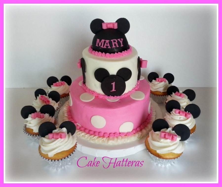 Minnie Birthday on Cake Central