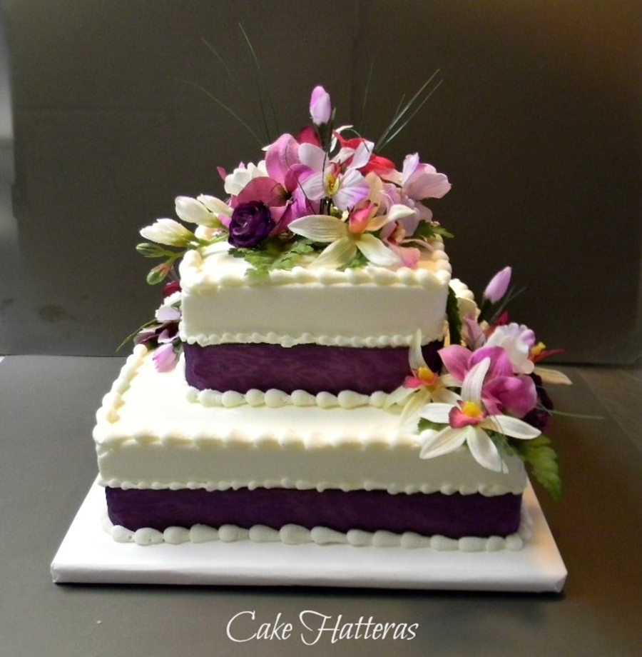 Tropical Delight on Cake Central