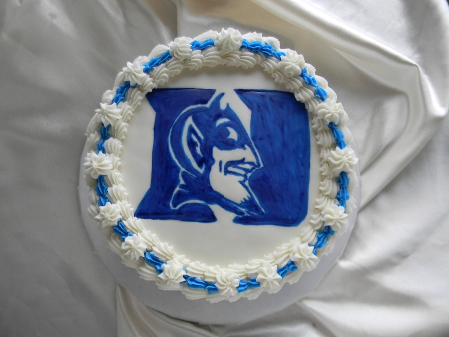 Clint's A Dukie on Cake Central