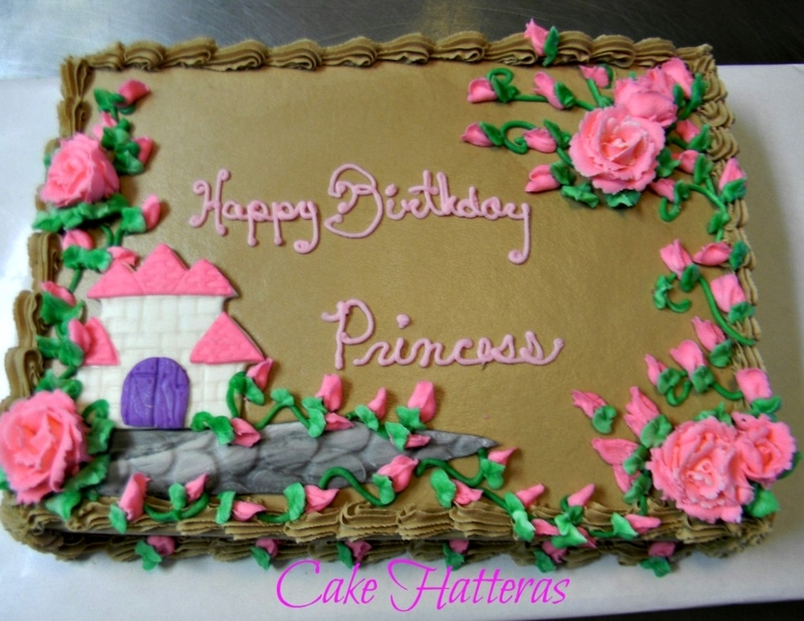 Awe Inspiring Happy Birthday Princess Cakecentral Com Personalised Birthday Cards Paralily Jamesorg