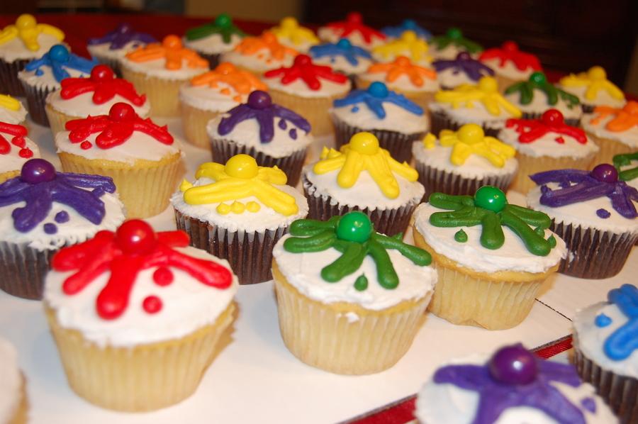 Boy Cupcake Cake Ideas