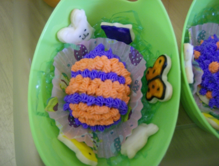 Easter Baskets on Cake Central