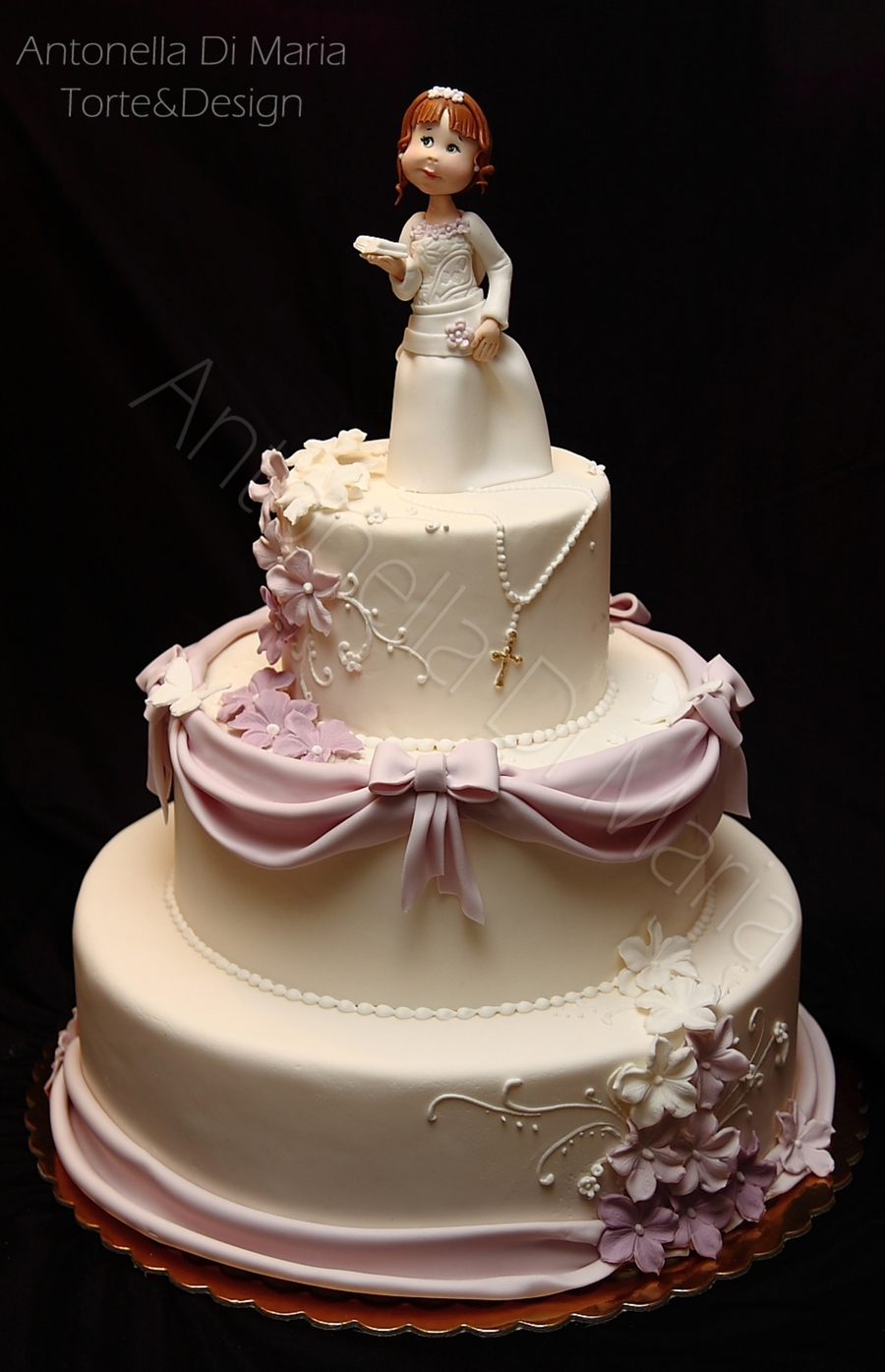 First Communion Girl 2012 Cakecentral Com