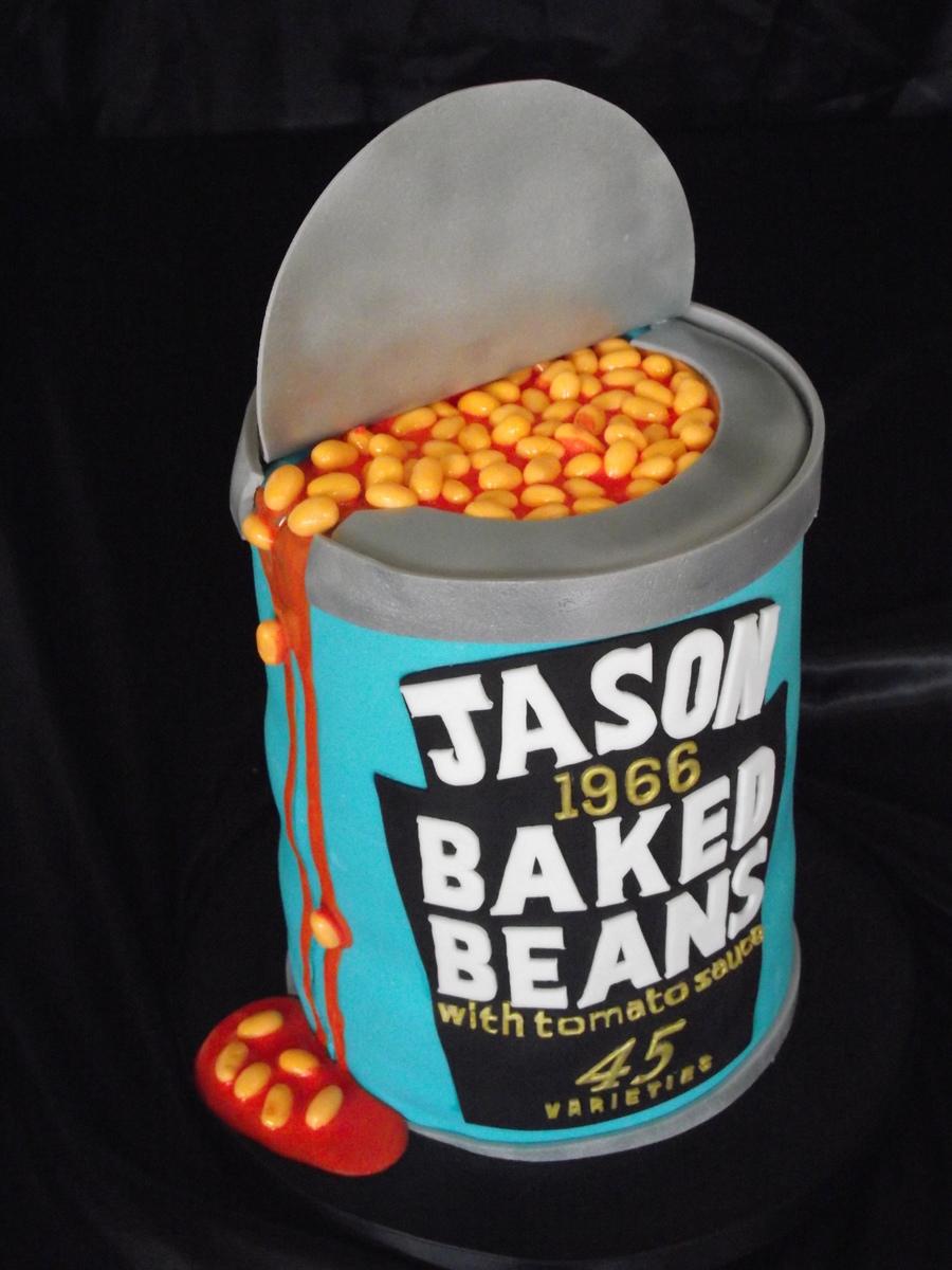 Baked Bean Cake Recipe