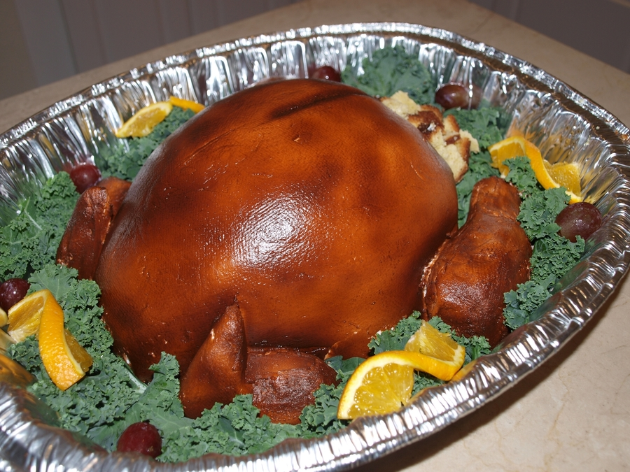 Turkey on Cake Central