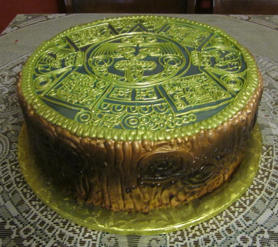 Mayan Cake Recipe