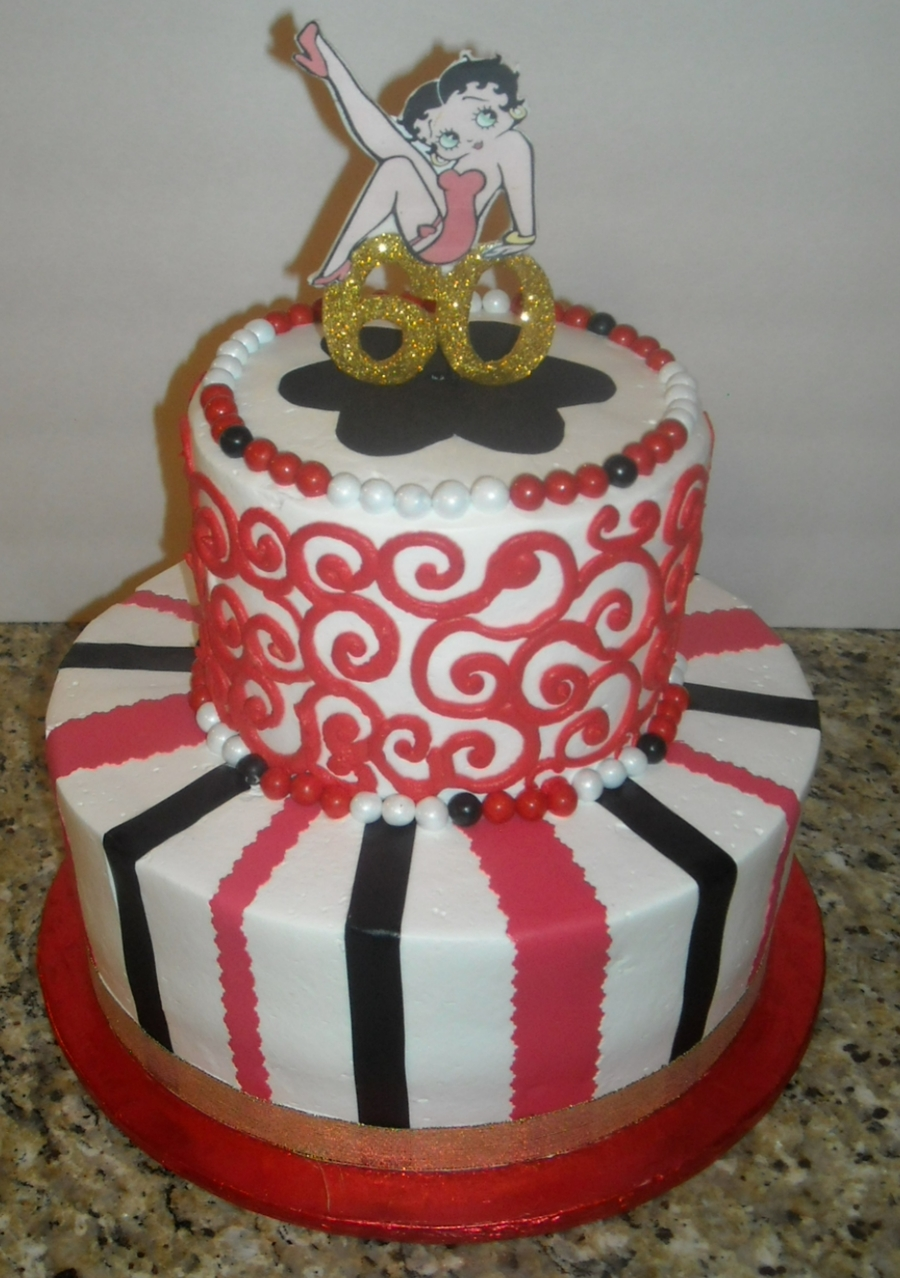 Betty Boop! on Cake Central