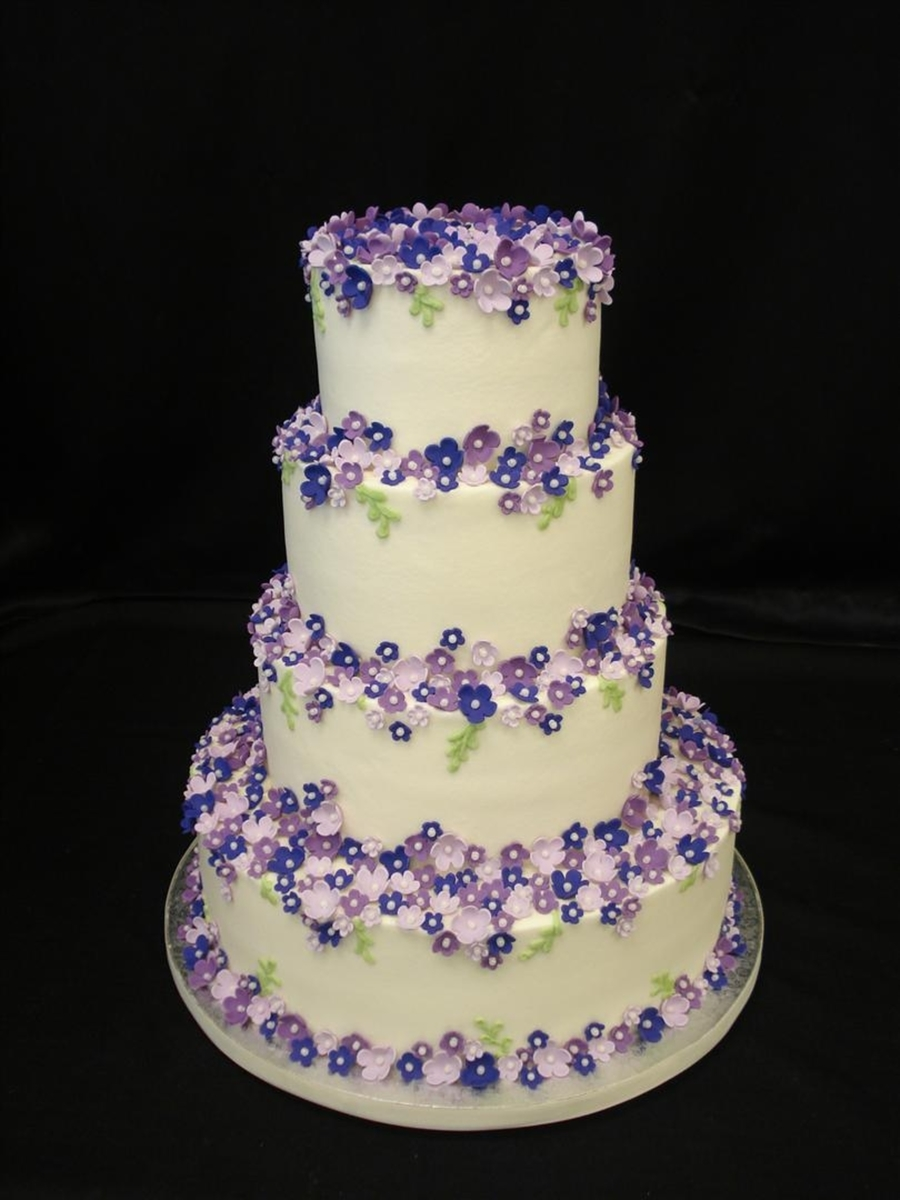 Lavander Blossoms on Cake Central
