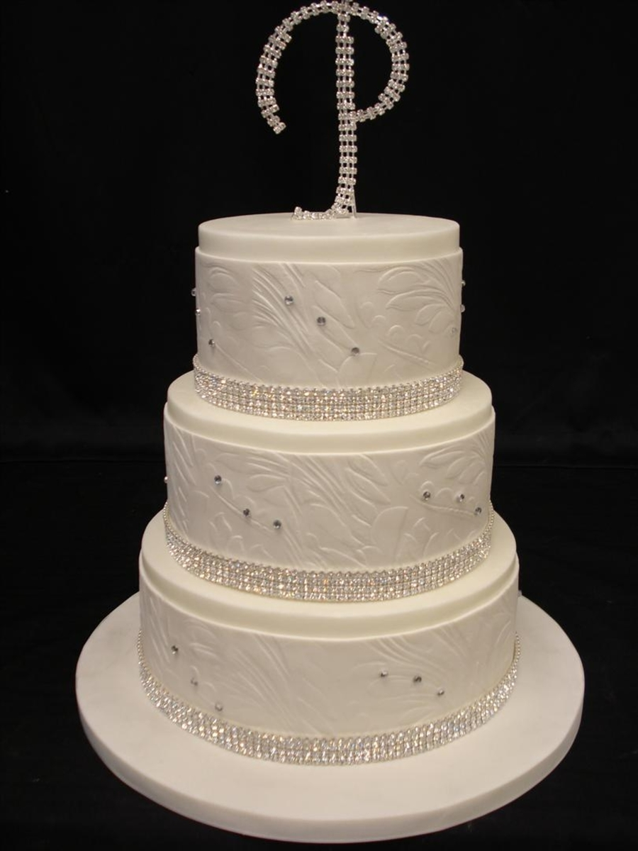 Bling Panels on Cake Central