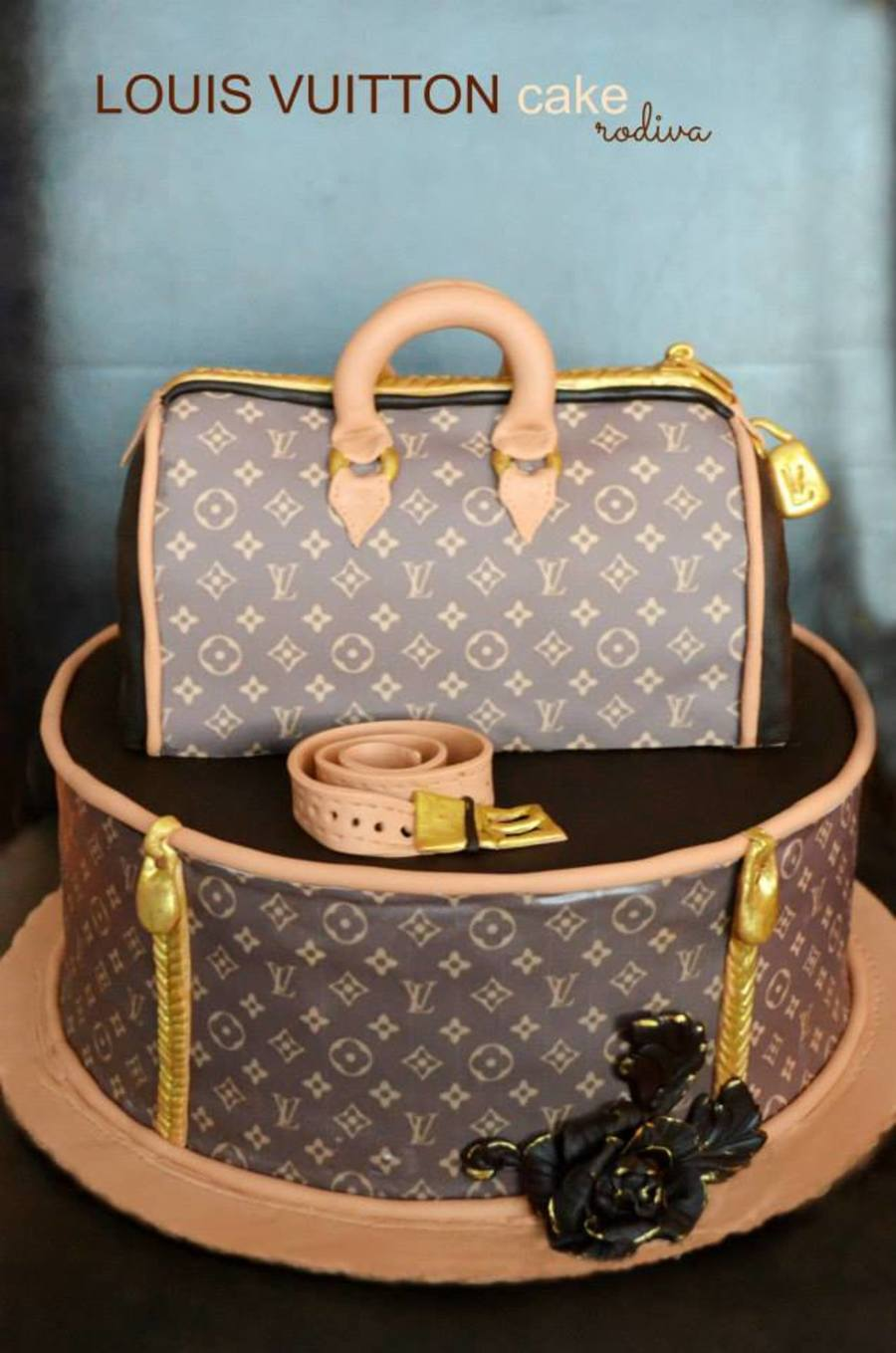 Louis Vuitton Cake on Cake Central