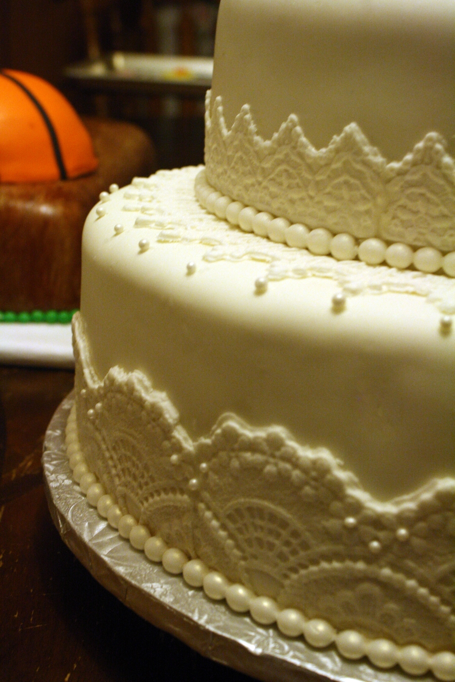 Edible Lace For Cakes Recipe