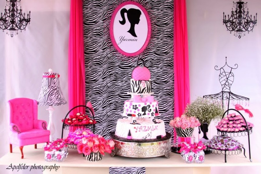 Barbie Fashion on Cake Central