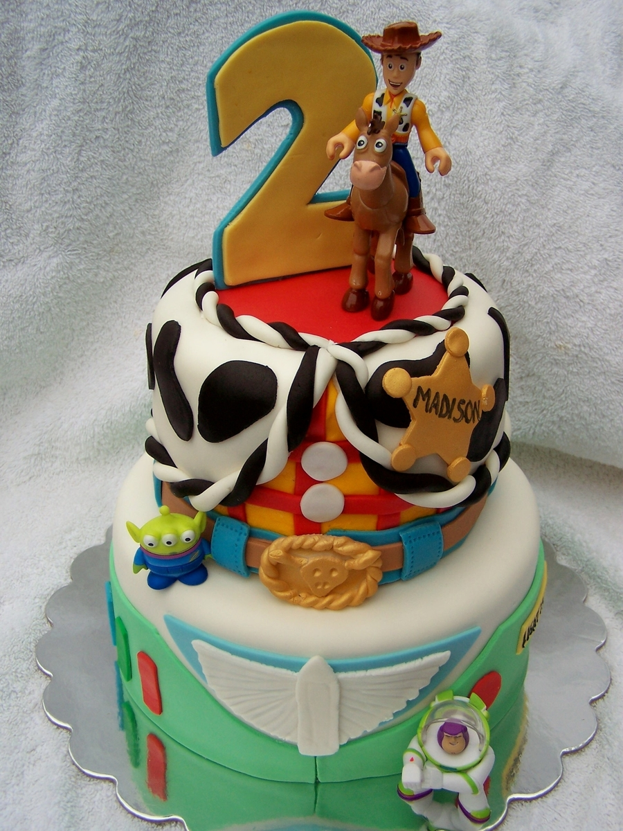 Birthday Cake Toy : Toy story birthday cakecentral