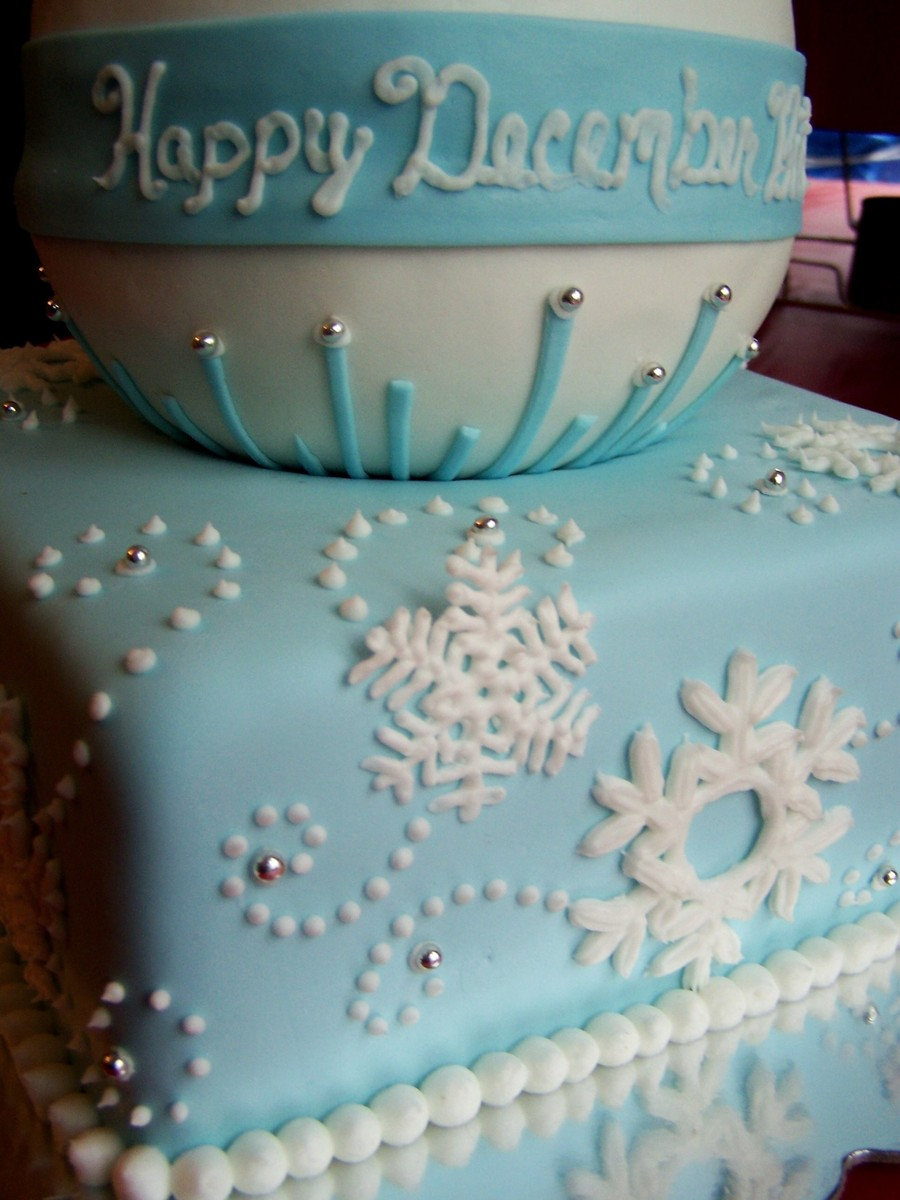 december birthday cakes - HD 900×1200