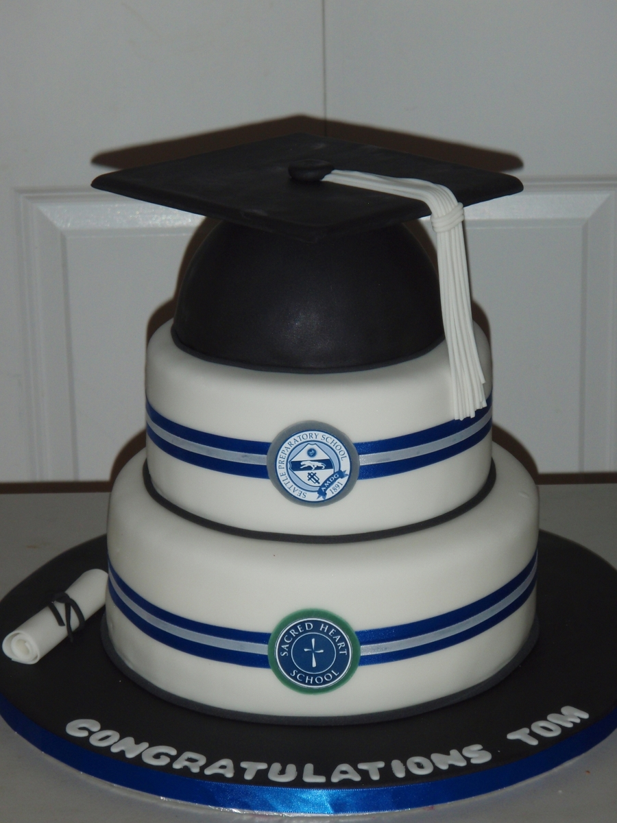 Grauduation on Cake Central