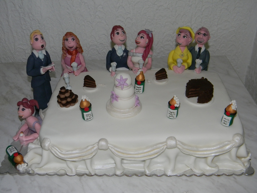 Wedding  on Cake Central