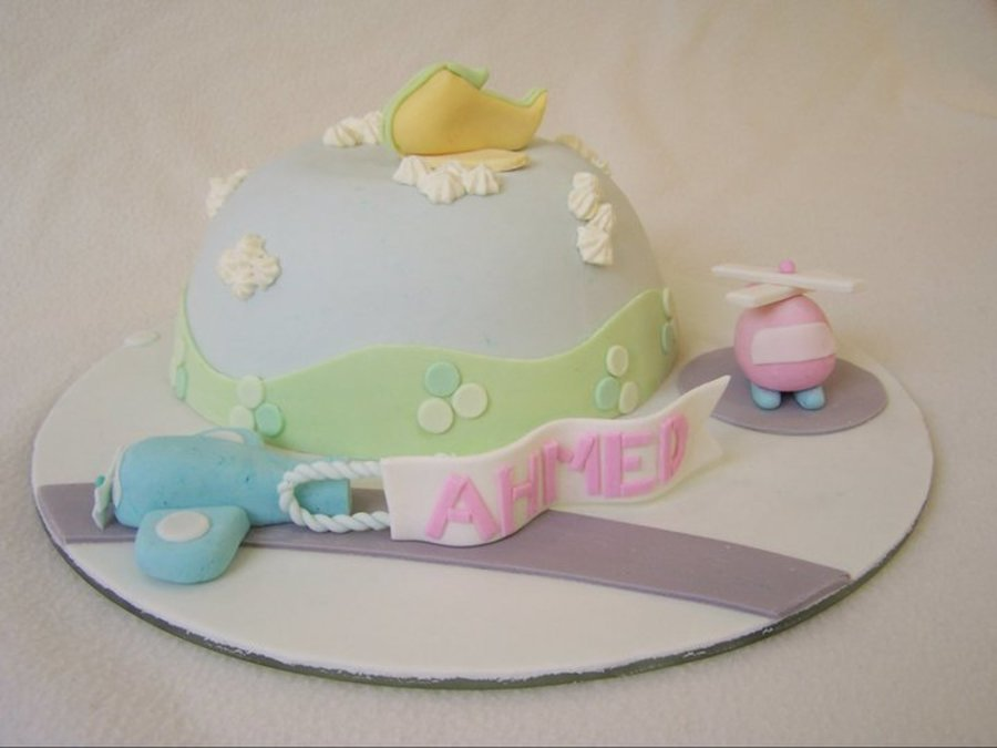 Toy Airport Cake Cakecentral