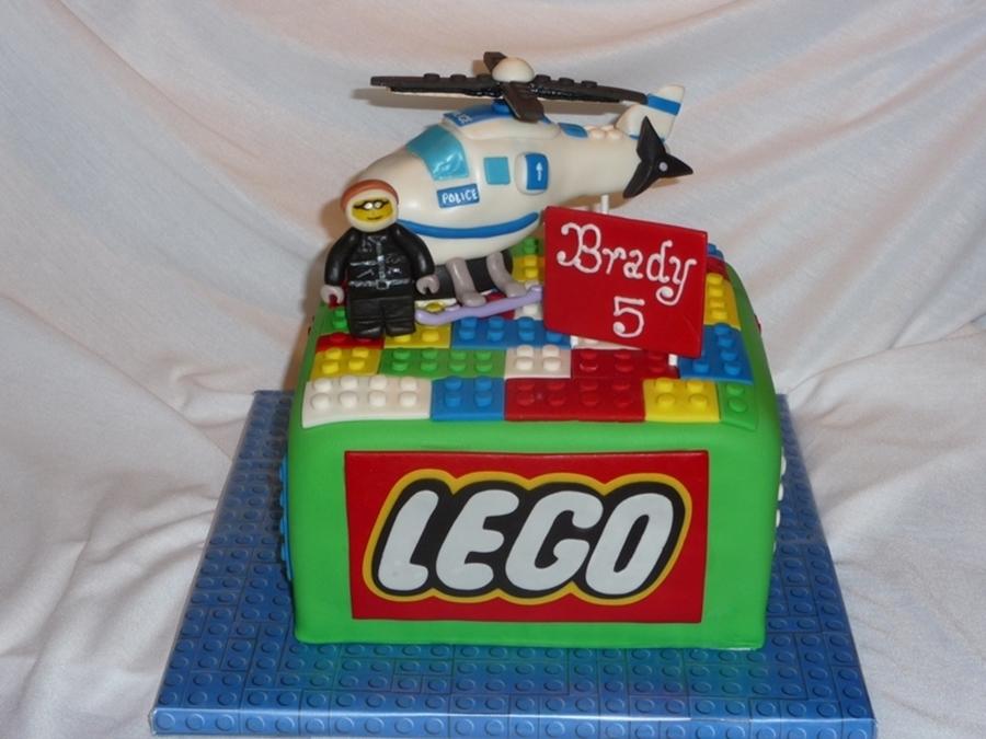 Lego City Cake Cakecentral Com