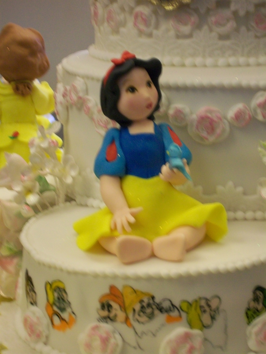 Baby Princesses on Cake Central