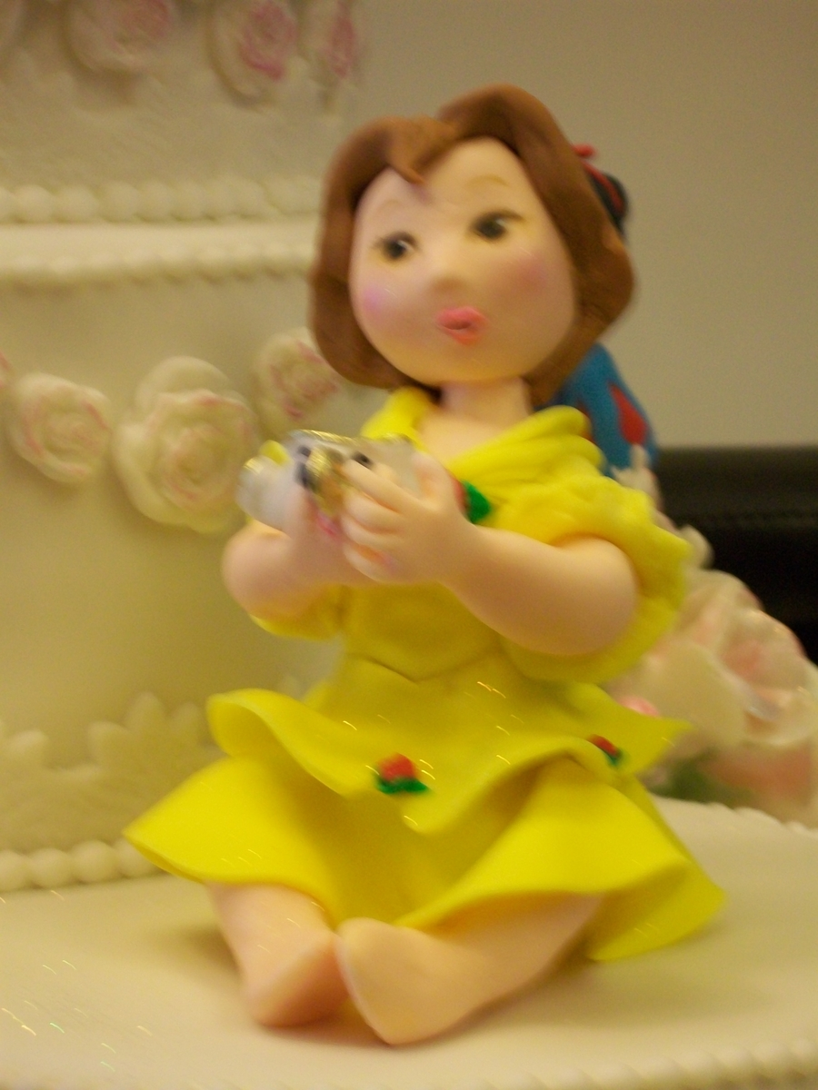 Baby Belle on Cake Central