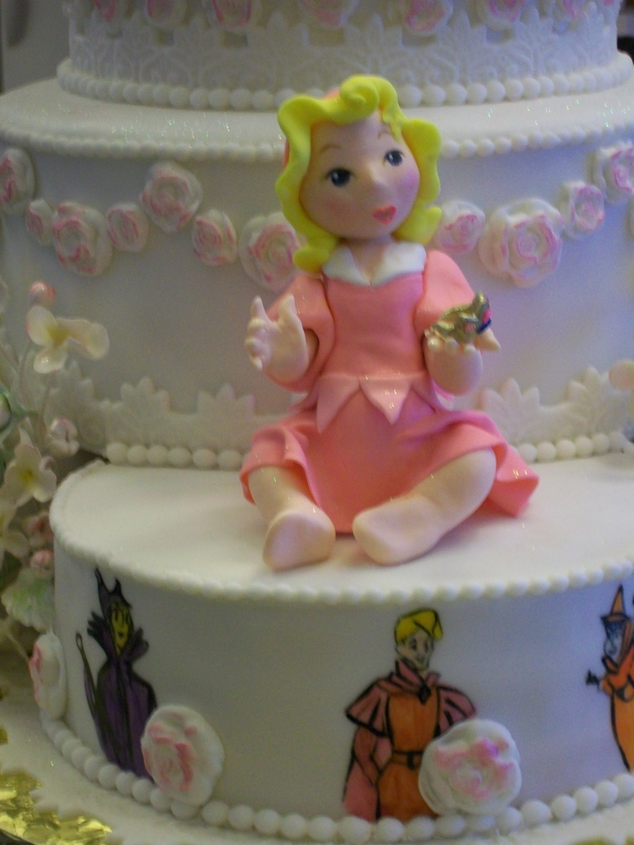 Baby Princess on Cake Central