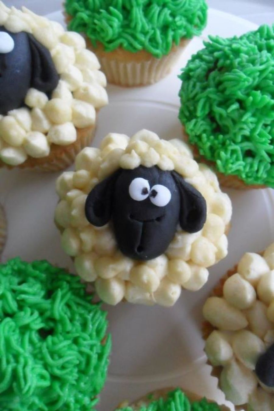 Sheep In The Meadow on Cake Central